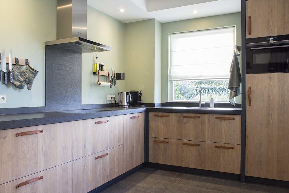 Nieuw Eiken keuken massief – Herald Luiten Interieur GS-35